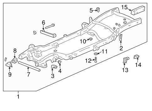 Chevrolet Tahoe Wiring Diagram together with Discussion T31877 ds722837 besides 96 99 Mercedes Benz E Class W210 E320 E430 E55 Oem Front Radiator Grille Grill I488931 likewise 42609 furthermore 1997 Ford F150 Premium Sound Ebay. on 96 tahoe radiator support