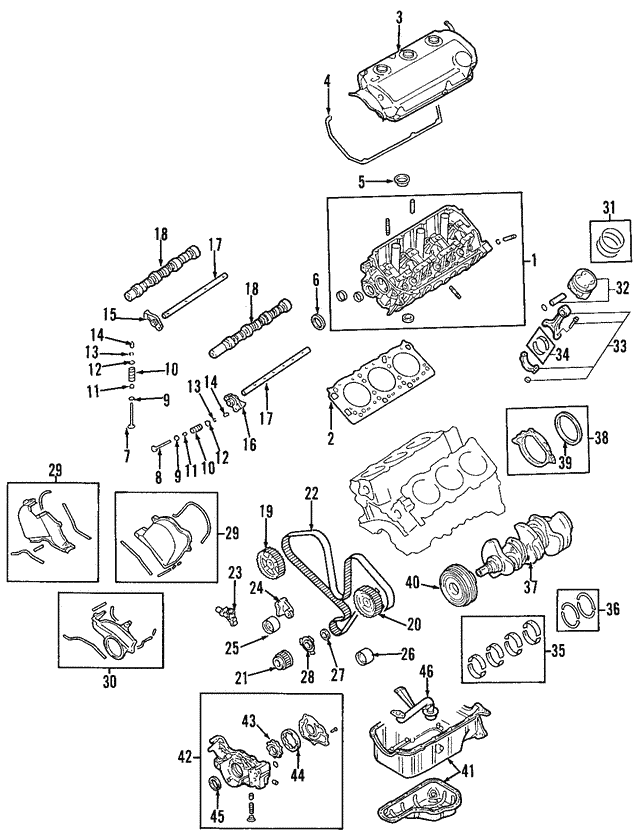 Part Can Be Found As Reference 3 In Illustration: Mitsubishi Montero Repair Parts Diagram At Downselot.com