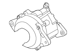 Alternator - Subaru (23700AA6918A)