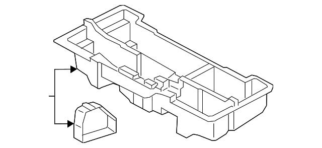 Storage Partment Audi 8w0012169j: Audi B5 S4 Engine Bay Diagram At Johnprice.co