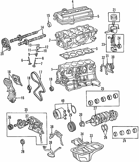 1997 rav4 engine diagram wiring diagram97 rav4 engine diagram great installation of wiring diagram \\u2022genuine oem oil pump parts for